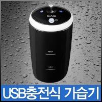 VT 카스 초음파 미니텀블러 가습기 D4 /USB충전식
