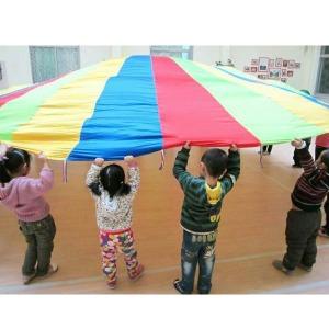파라슈트 낙하산(2m~4m) 체육교구 이벤트 유치원교구