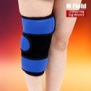 LED 엠필드 근적외선 히팅 무릎 관절 마사지기