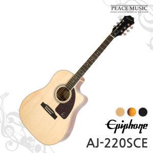 EPIPHONE 에피폰 AJ-220SCE AJ220SCE 어쿠스틱기타