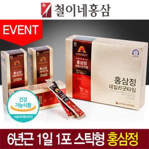 철이네식품/ 홍삼정 데일리굿타임(10ml 30포)