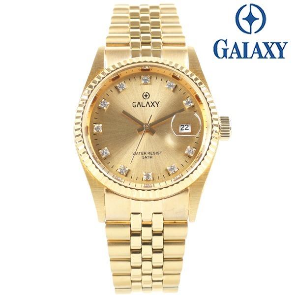 [Orient] 오리엔트 갤럭시 남성 손목시계 QT7013MC