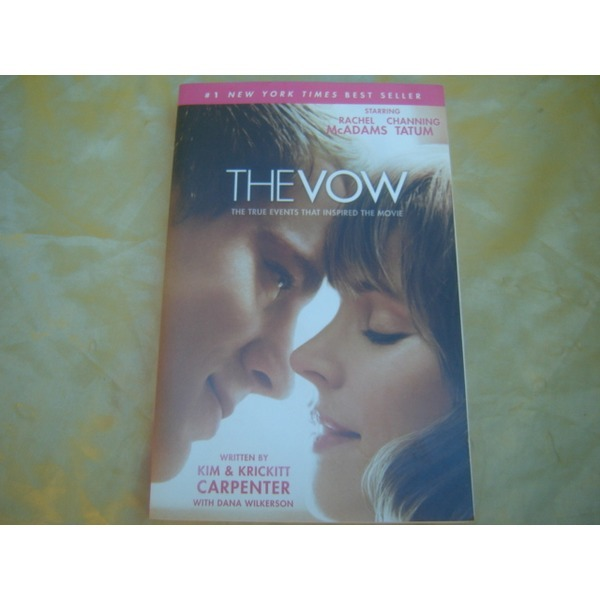 THE VOW/CARPENTGER.BH BOOKS.2012