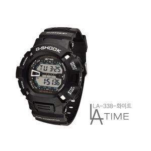 LATIME G-SHOOK 338 화이트/군대시계 군인시계 군용