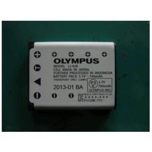 올림푸스 정품배터리/ LI-42B (3.7V 740mAh) 종이포장