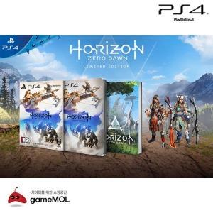 PS4 호라이즌 제로 던 일반판/리미티드 에디션 선택