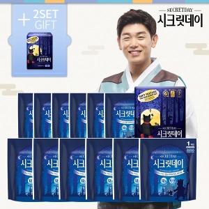 입는오버나이트12매+오버1매/장당650원/생리대/사은품