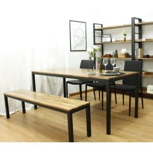 로뎀나무 아카시아 원목식탁/원목테이블/책상