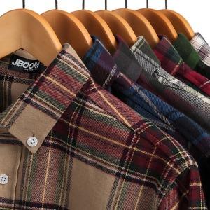 겨울신상 체크남방 기모 와이 셔츠 남자 남성 남방 옷