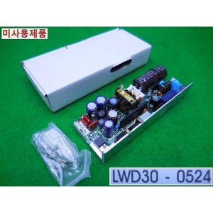 PowerNex Mean Well TP-100D 5V 12V 24V 0.6A 2A 10A 105.2W Triple Output with PFC Function Power Supply