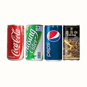 콜라/사이다/캔커피/캔음료/음료수/맥콜