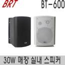BT-600 실내 매장 패션스피커 카페 야외 음악방송