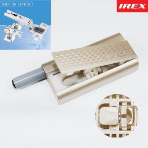 IREX 씽크 가구 경첩 스무버 댐퍼 충격 방지 ㅁ형