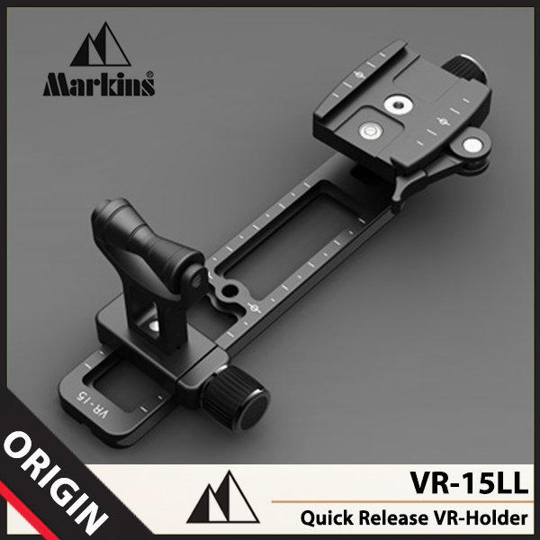 마킨스 VR홀더 VR-15LL (원터치레버)/300mm이상 렌즈