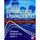 Applied Biopharmaceutics   Pharmacokinetics  6 E