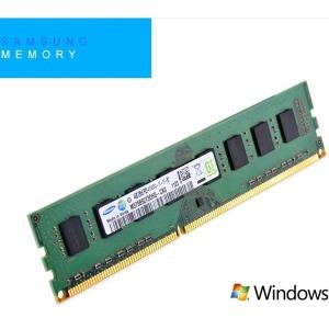 삼성전자/DDR3-4G 1600MHZ/PC3-12800U/단면