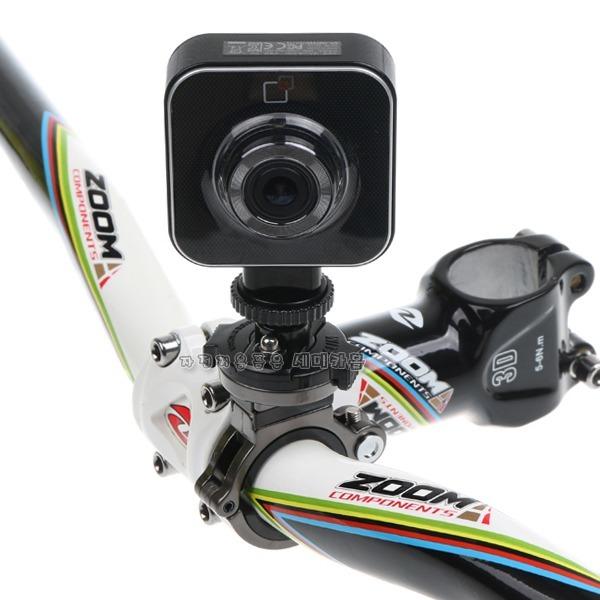 세림 액션캠 거치대 자전거 핸들바 고프로 블랙박스
