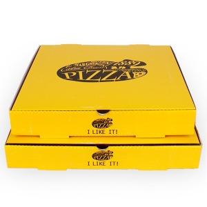 옐로우 피자박스 100매 pizza 피자포장