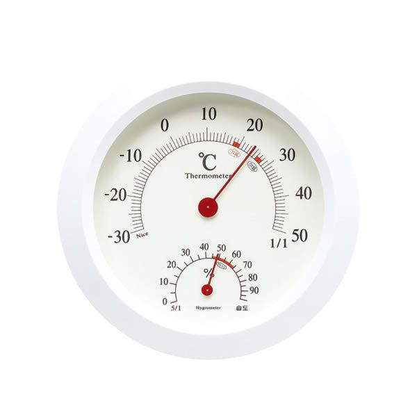 (현대Hmall) 808250 원형온습도계(NM-160)