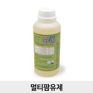 멀티팜유제 1리터 파리 모기 강력살충제 분무 연막