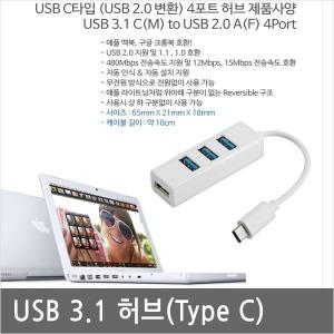 ITB-428삼성노트북/9/펜/S/오딧세이/USB3.1 허브/젠더