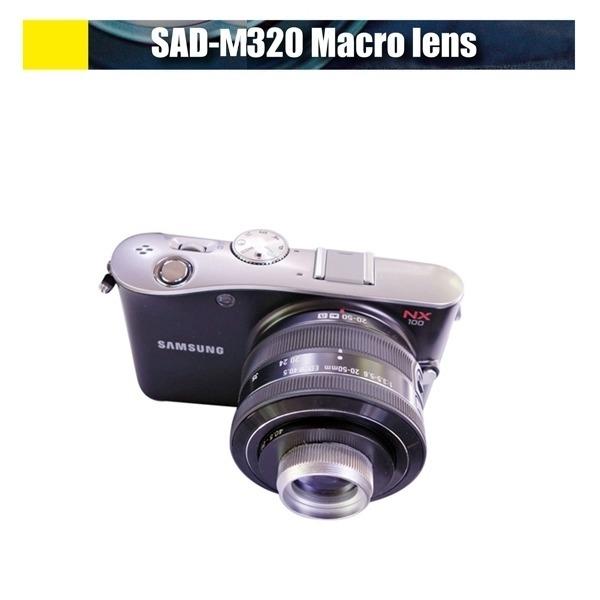 삼성 NX 시리즈 20-50mm 전용 접사렌즈