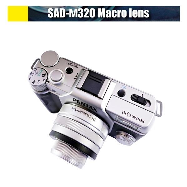 펜탁스 Q 시리즈 5-15mm 전용 접사렌즈