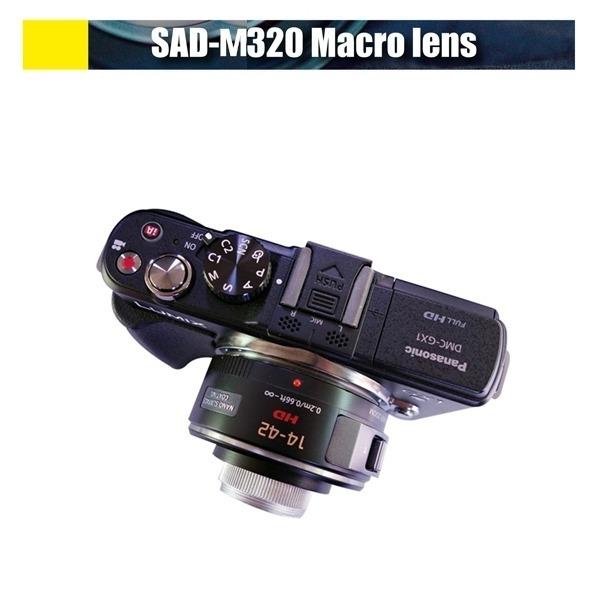 파나소닉 G시리즈 12-32mm or 14-42mm 전용 접사렌즈
