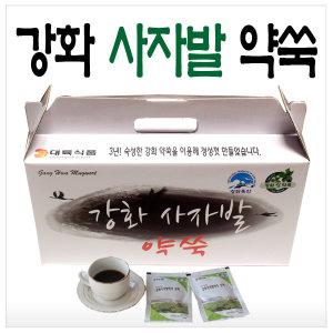 3년숙성 쑥즙 62팩(1달분) 강화쑥/강화약쑥/가족선물
