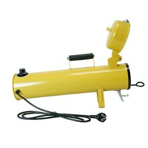 크레토스 휴대용 용접봉 건조기 CT-5KB (온도조절식)