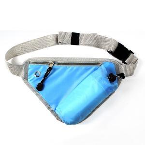 단색 컬러 물통크로스힙색 / 마라톤 등산 사은품 가방
