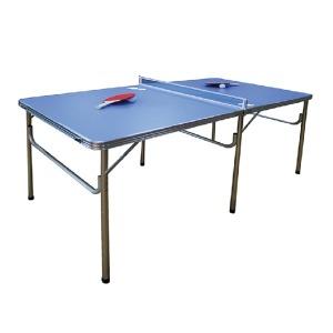 아이워너 2중 접이식탁구대 캠핑 테이블 실내게임