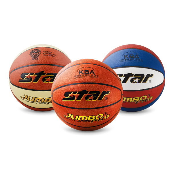 STAR 스타 농구공 점보 FX9 BB427 / BB426 KBA 공인구