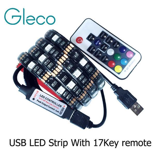 LED 조명장식 튜닝 DC5V 간접등 RGB IP65 방수