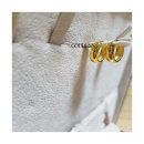 순금 1돈 원터치 귀걸이 한돈 (1돈3.75g)