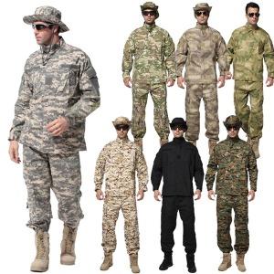 밀리터리/미군전투복/군복/서바이벌/작업복/상하의set