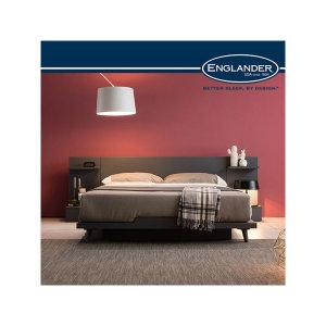 잉글랜더 마네 평상형 침대+매트리스포함 구성