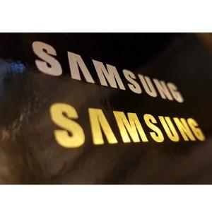 TV부착용 삼성 스티커