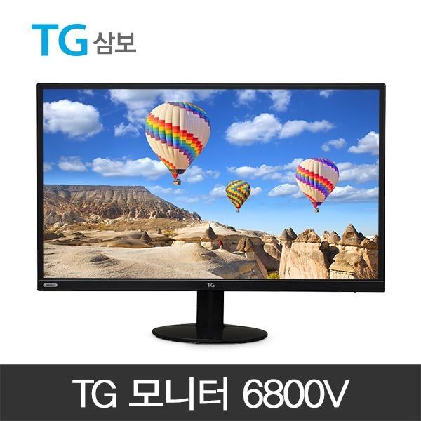 TGL 6800V 27형(68Cm)/16:9/목높이/제로베젤/광시야각