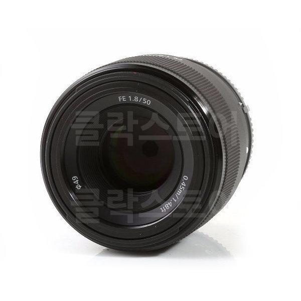 SEL50F18F FE 50mm F1.8 정품 새상품 주)클락