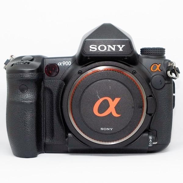 SONY 알파 A900 (렌즈미포함 중고품) 필수옵션無