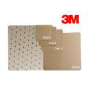 3M 논슬립/미끄럼방지스티커/욕실/타일용/화장실/10장