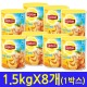 립톤 / 복숭아 아이스티 1.5kg 8개/무료배송/추가금없음