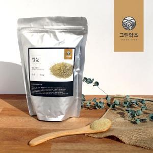 그린약초/ 프리미엄 국내산 원형 쌀눈 1kg