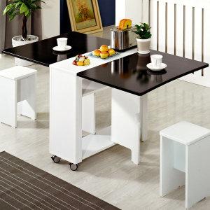접이식테이블/2~4인식탁/아일랜드식탁/이동식테이블