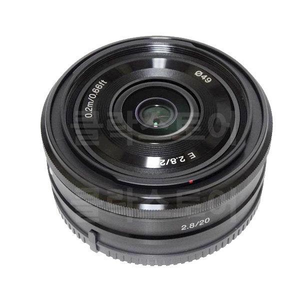 소니 SEL20F28 E 20mm F2.8 정품 주)클락