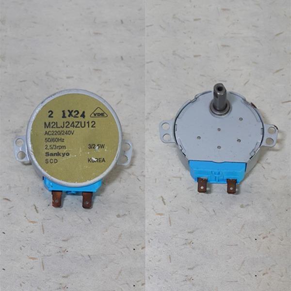 감속모터 기어모터 ac감속기 소형감속기 3rpm