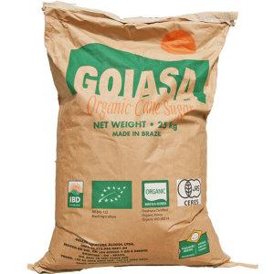 브라질산 고이아사 유기농설탕 25kg