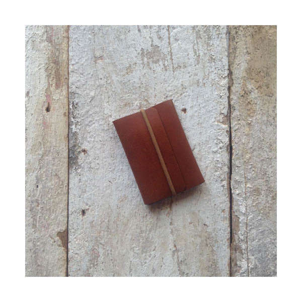 (현대Hmall) 와나크래프트 천연소가죽 수제 머니클립 (인디아 캐멀) Leather MoneyClip 바보사랑  무료배송