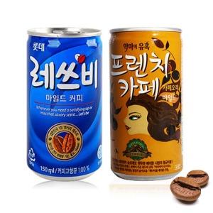 프렌치카페 카페오레175mlx30캔/캔커피/음료수/커피